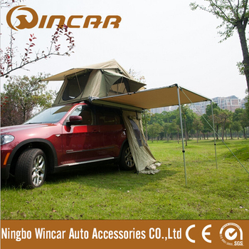 Car Awning Sunshade Tent Side