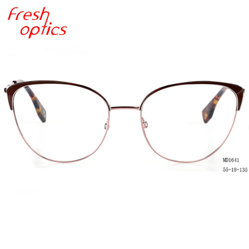 d73c70b167 2019 Cat eye glasses optical frames Italy branded eyewear latest women CE  eyeglasses fashion spectacle frame