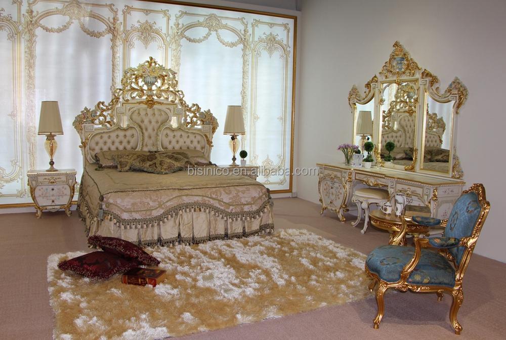 European Italian Designed Royal Palace Furniture Set,Elegant Bouquet With  Vase Decorated Bedroom Furniture Set   Buy Royal Palace Furniture  Set,Elegant ...