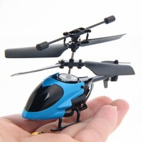 3.5 channel gyro on manufacture mini rc helicopter