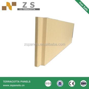 Outdoor Decorative Terracotta Siding Wall Panel/tiles/clay Tiles ...