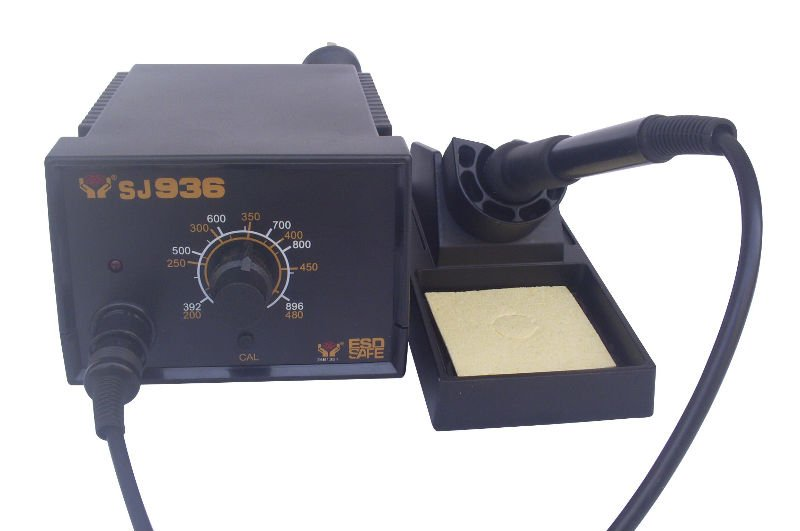Digital Lead- free constant temperature soldering and desoldering station