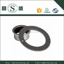 SF-1 DU 3520 (35*39*20mm) PTFE coated + Bronze + Steel Backing Oilless Slide Bushing 200pcs