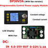 DP30V3A Constant Voltage and Current Step-down Programmable Power Supply Module Buck Voltage Convertor LCD display Voltmeter