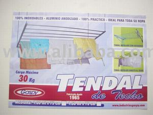 clothes dryers Rack (Tendal de Ropa)