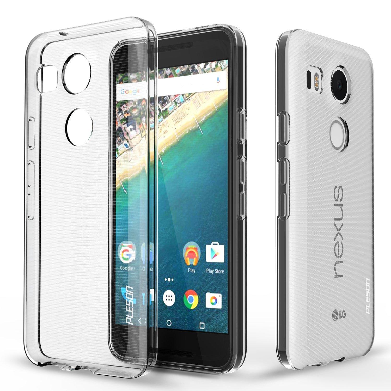 hot sales 83968 78995 for LG Google Nexus 5X Nexus8 Nexus5X Premium Slim Protective Clear Case  Scratch Resistant Shock-Absorbing Soft Cover