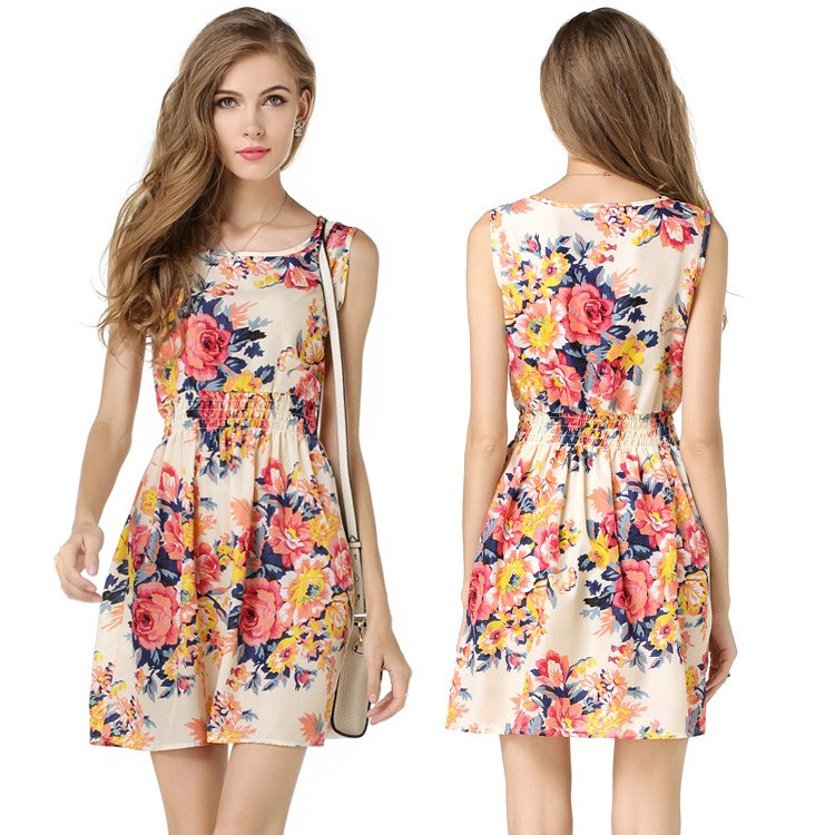 Images for latest summer dresses