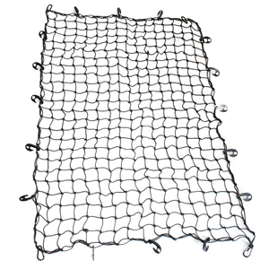 4mm Bungee Cargo Net With Hooks