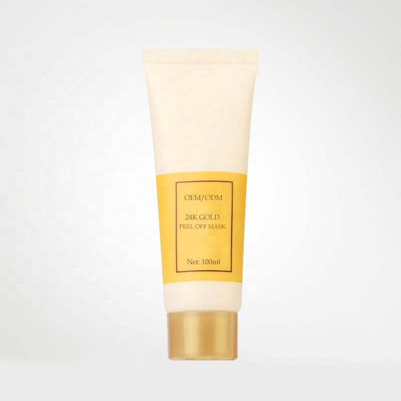 Luxe raffermissant hydratant exfoliant 24 k or masque peel off