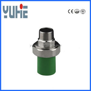 PPR Femal /Male adapter union joint for water supply