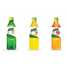 Drink Drink Modern Desgin Canned Aloe Vera Juice Soft Drink OEM Factory