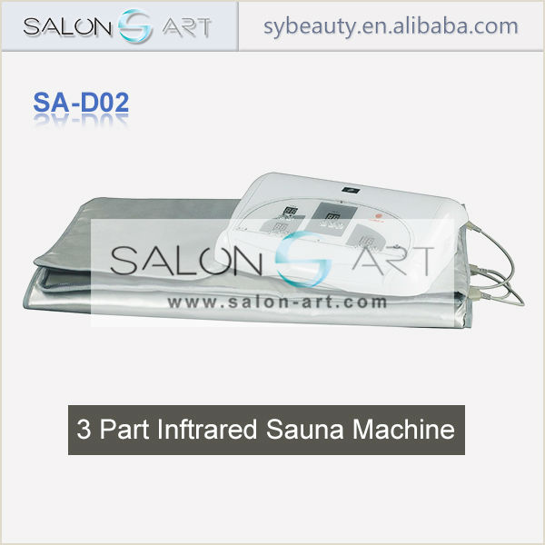 far infrared sauna blanket for weight loss with output voltage of 36V