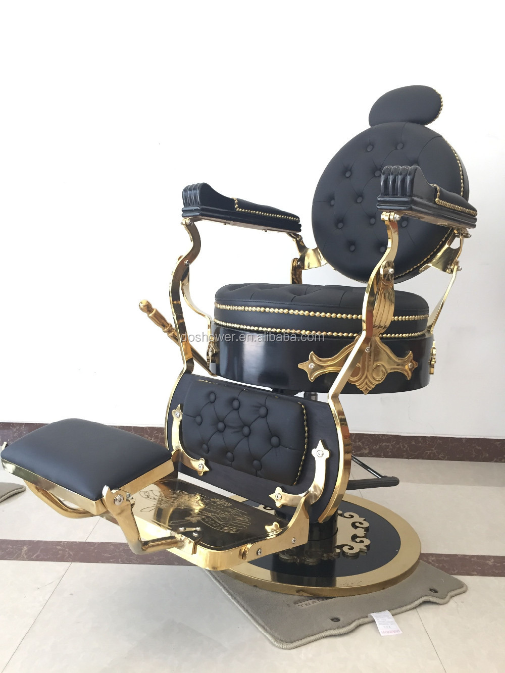 Doshower Barber Chair Dimensions Barber Chair Footrest