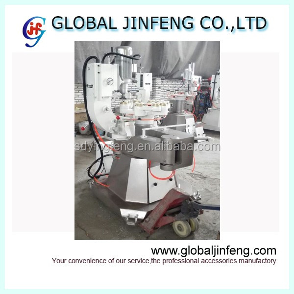 JFS-151 Glass Special shape edge grinding and polishing machine for sale