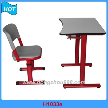 Child Craft School Furniture Wooden PP Tables And Chairs In Guangdong