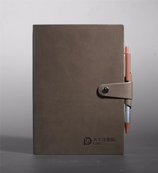 Custom Printed Leather Journals