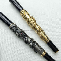 Special Dragon fountain pen business gifts, Metal pen anniversary gifts