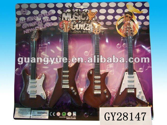 GY28147 chiled estudio guitarras de juguete musical infantil
