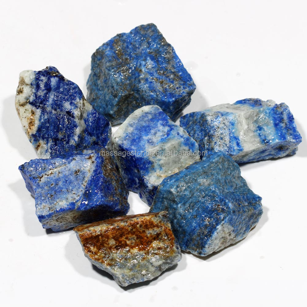 Wholesale Lapis Lazuli <strong>Natural</strong> Tumbled Rough Gemstone For Gifts