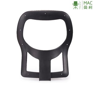 office chair back components / backrest part / back mould