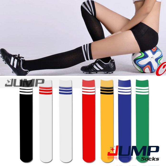 8d0d0288881 2015 New Fashion Brand Design Women Thigh High Over The Knee Socks Big Girls  Cotton Striped