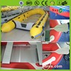 4 people aluminium floor zodiac boat inflatable boat price accessories