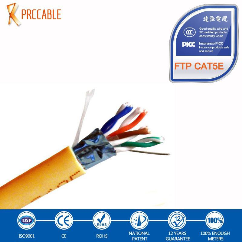 high quality utp ftp sftp cat5e cable with competitive price