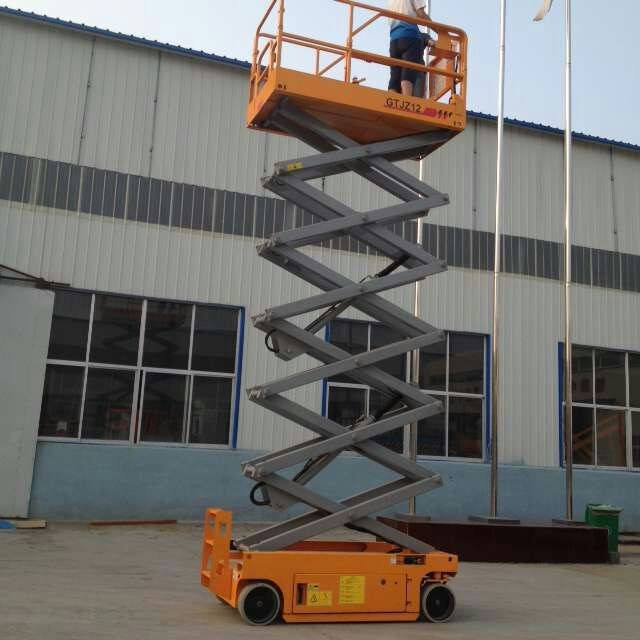 2018 self propelled lift aerial work platform distributor