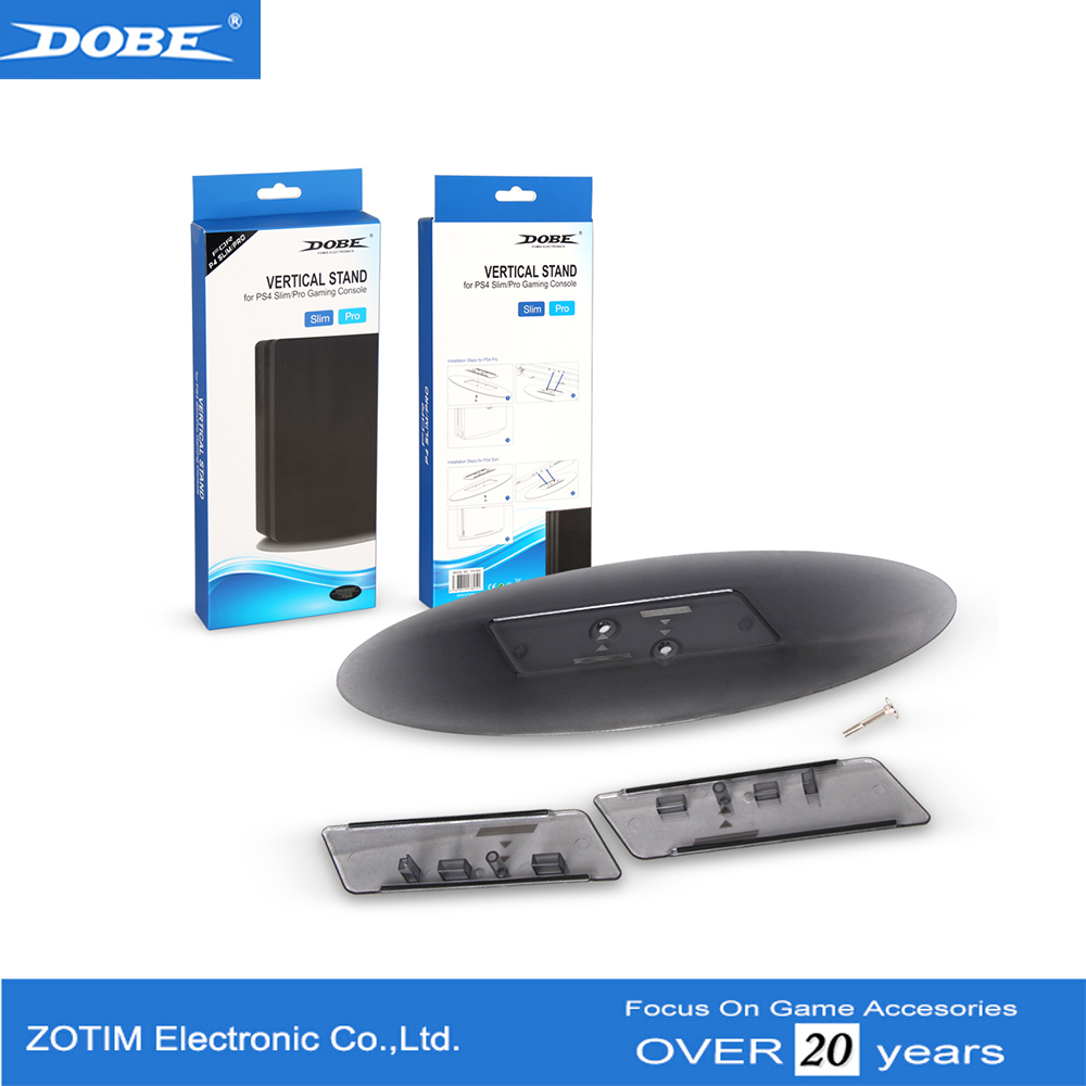 Dobe Transparent Console Stand For Ps4 Slim Pro Buy High Quality Dual Charging Dock Ps4stand Slimstand Product On