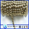 Supply acrylic plastic electroplating wire bead. Solid color bead attachment