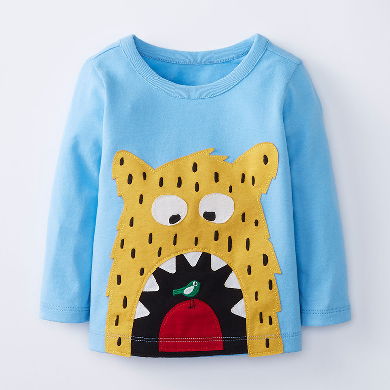 Hot Selling School Baby Boy T Shirt Importing Baby Clothes From China