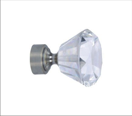 Glass Curtain Rod Finials Supplieranufacturers At Alibaba