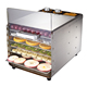220V Easy operation vegetable 6 tray dehydration plant/wholesale household food dehydrator