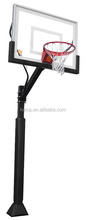 portable basketball stand breakaway basketball rim basketball pole