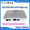 V-Solution gepon terminal ont FTTB 1GE Optical Network GEPON ONU