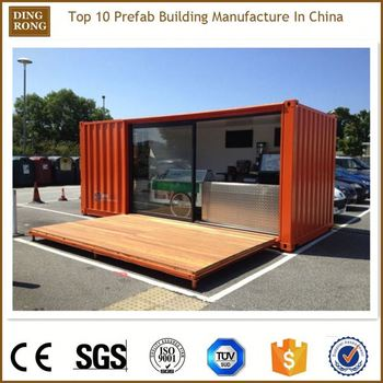 Shipping Container Homes China Container Van House For Sale In Cebu