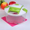Quality Assured Magic Chopper Slicer Dicer Chopper Fruits Vegetables