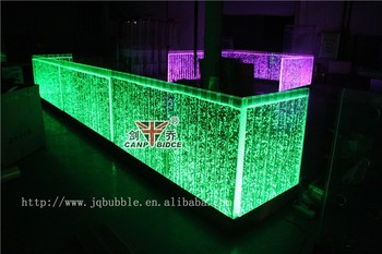 Bar Night Club Led Aquarium Sand Interior Design Ideas Counter Table ...