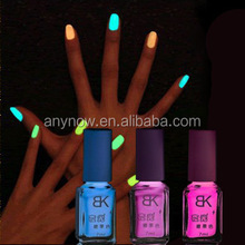 7ML Young Girls Luminous Nail Painting Gel Polish for KTV and Bar