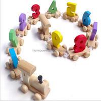 wholsale block toy plastic assemble educational train building blocks DIY style toys for kids