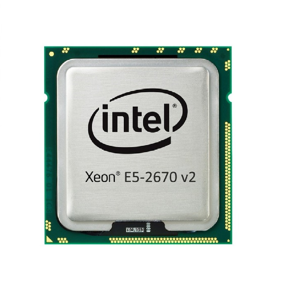 Hot Sale <strong>10</strong> Core Processor Intel Xeon E5-2670 <strong>V2</strong> 2.50GHz Server CPU