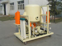 industrial oil vacuum cleaner oil purifier machine JZJ-200-1