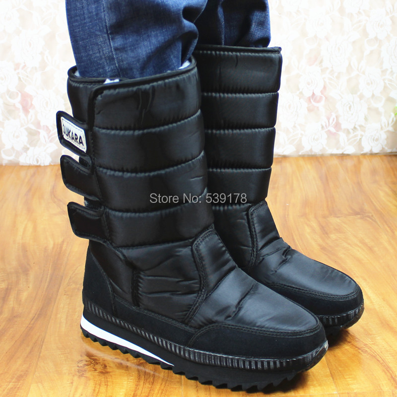Mens Wide Winter Boots Cr Boot