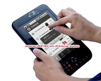 Rfid Reader With Display Tablet Reader And Writer - Buy Rfid Reader With  Display,Rfid Reader With Display,Rfid Reader With Display Product on