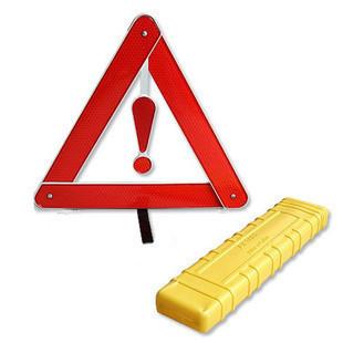 Предупреждение светоотражающей рама складной предупреждение для автомобиля