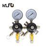 hot sale secondary pressure reduce beer valve co2 regulator