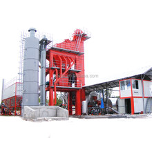 New 120t/h batch mix asphalt plant equipment for sale