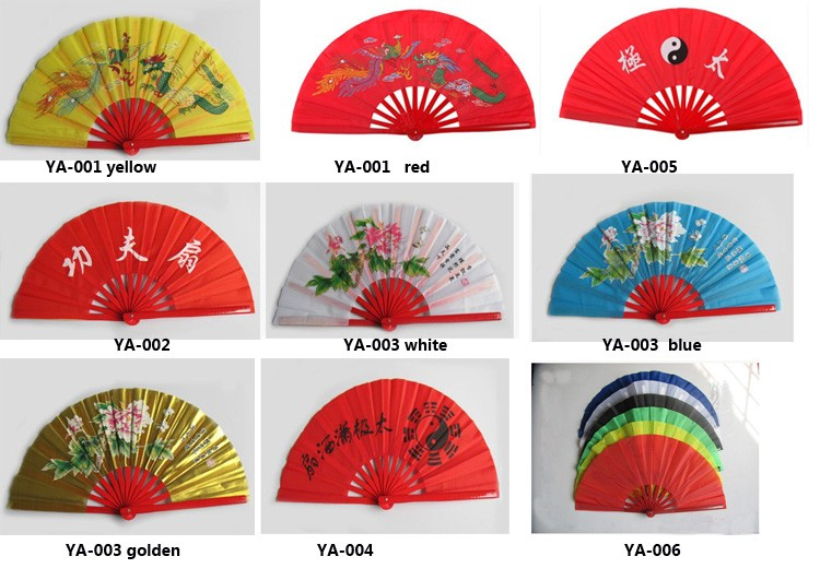 Hot Sale China Traditional Bamboo Taichi Fans,Kungfu Fans With Colour  Printing - Buy Taichi Fans,Kungfu Fans,Martial Arts Fans Product on  Alibaba com