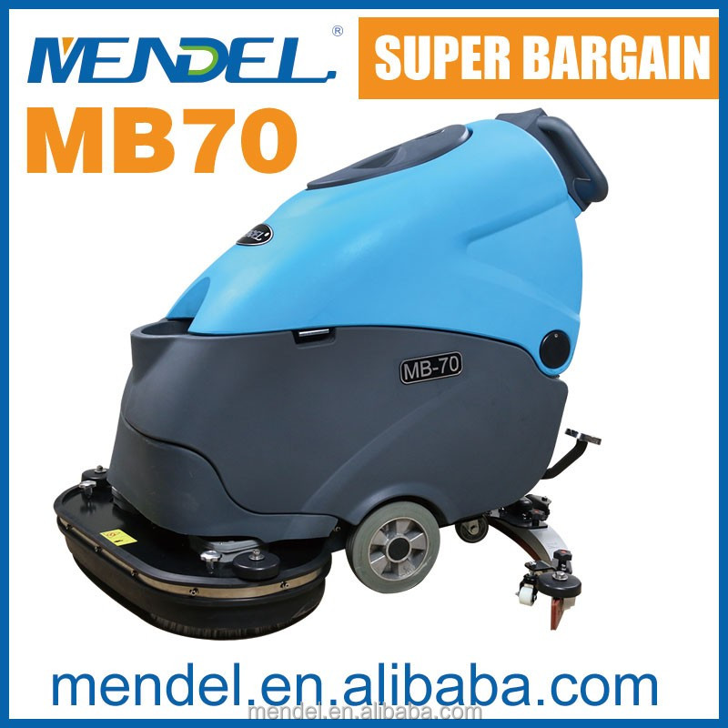 MB 70 automatic carpet cleaning machine floor scrubber dryer Factory direct sale