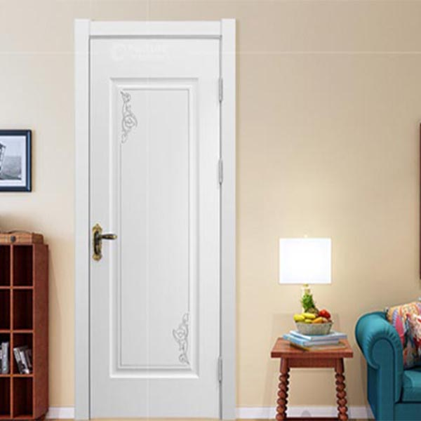 Cheap wood mold door interior hollow core wood door